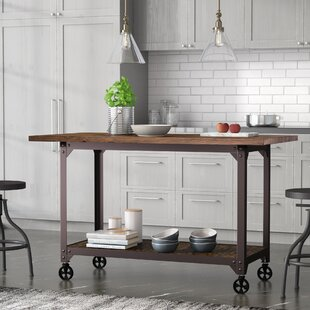 Gillan Prep Table by Gracie Oaks Discount
