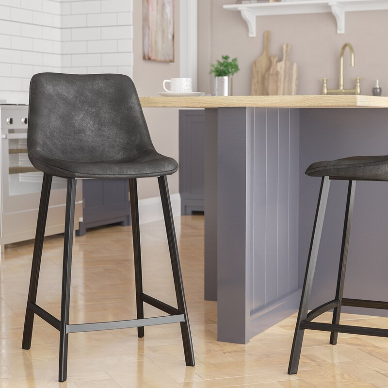 Shanita 26 Bar Stool Reviews Birch Lane