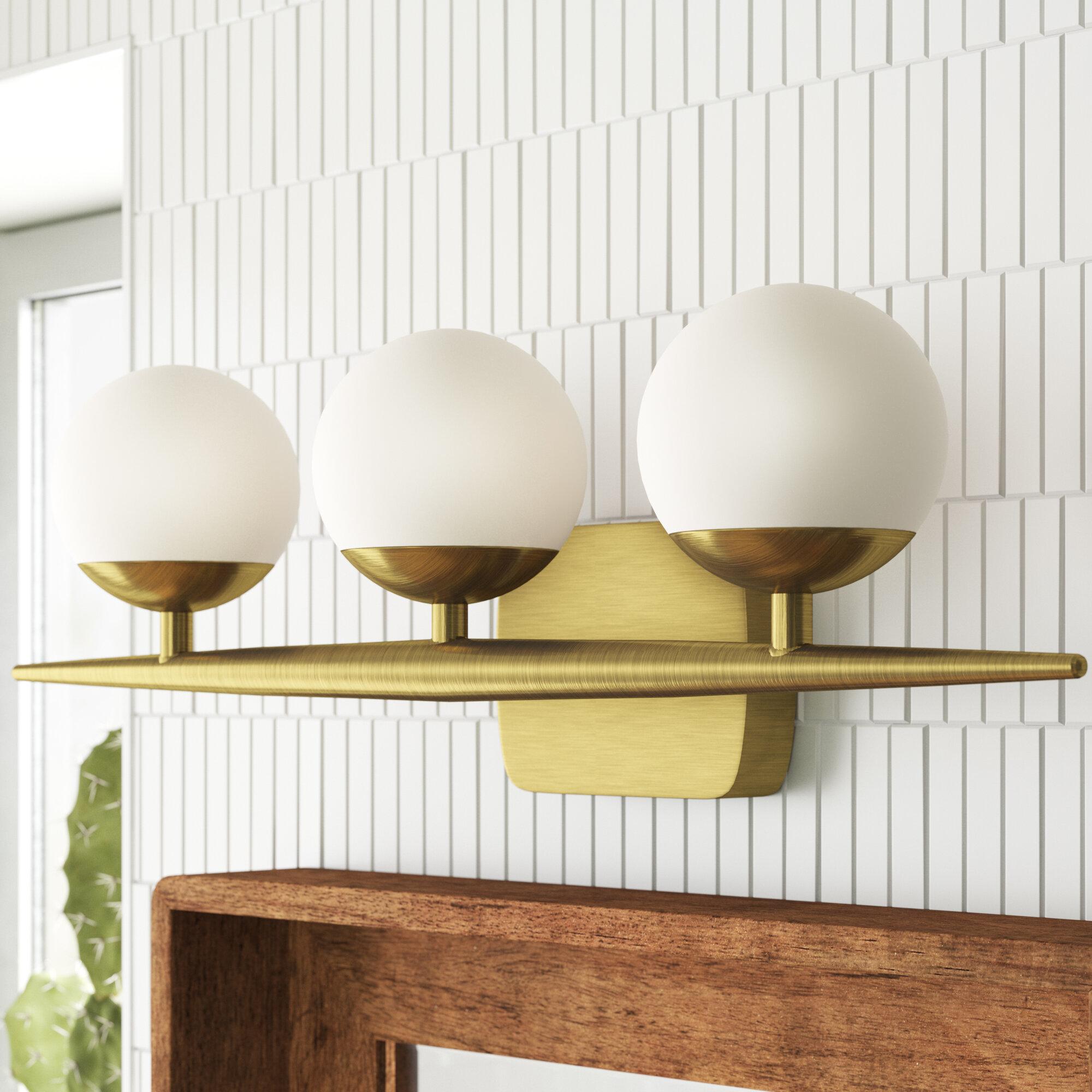 Mercury Row Sakamoto 3 Light Vanity Light Reviews Wayfair