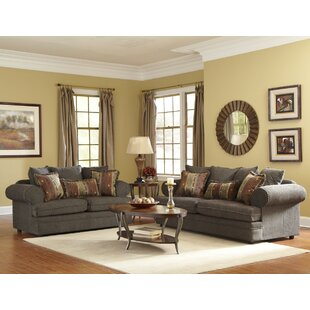 Flair Hades Configurable Living Room Set