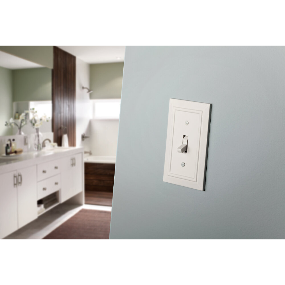 Franklin Brass Classic Architecture 1 Gang Toggle Light Switch Wall Plate Reviews Wayfair