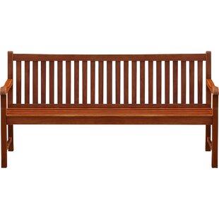 Home Etc Neala Acacia Wood Bench