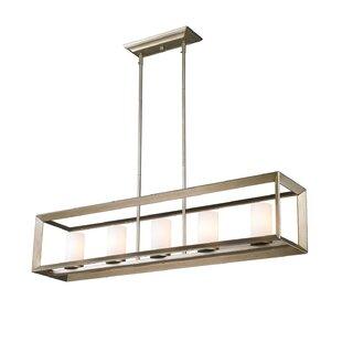 pendants lighting in kitchen french country thorne modern 5light kitchen island pendant over table lighting wayfair