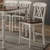 Craigmillar 24 Bar Stool (Set of 2) by Rosalind Wheeler
