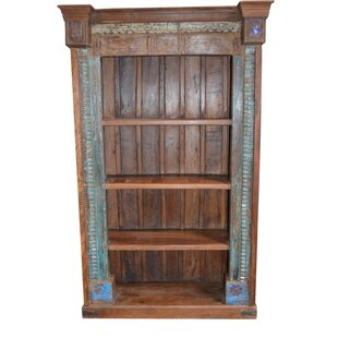 Maria Carved Standard Bookcase