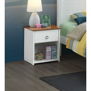 Lasater 1 Drawer Nightstand
