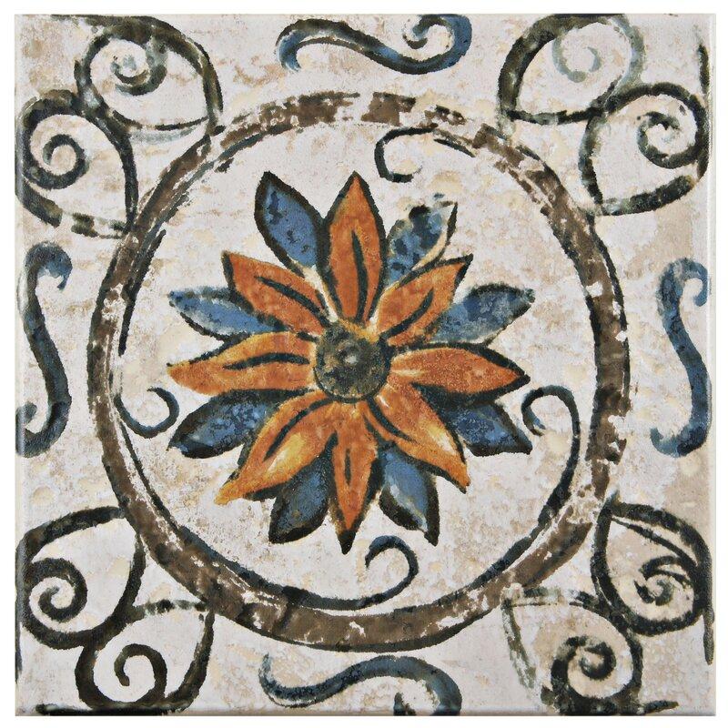 Romana 7 75 X Ceramic Field Tile