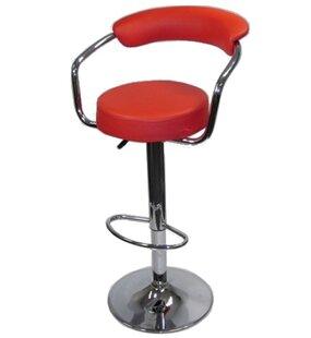 Fine Mod Imports Adjustable Height Swivel Bar stool