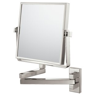 Comparison Torquay Square Double Arm Wall Mirror By Brayden Studio