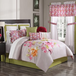 Soledad 10 Piece Comforter Set