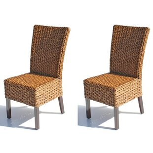 Price comparison Dining Chair (Set of 2) by ElanaMar Designs Reviews (2019) & Buyer's Guide
