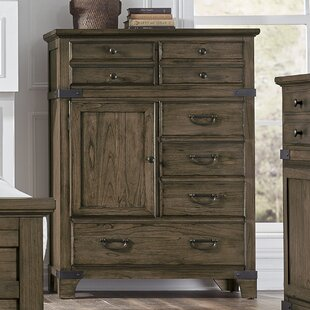 Blueridge 6 Drawer Gentleman's Chest by Foundry Select