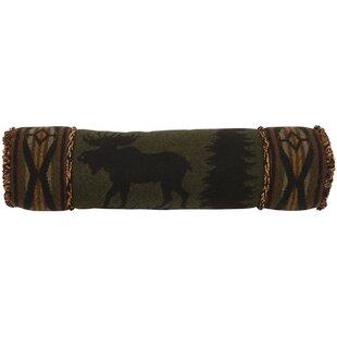 Moose Bolster Pillow