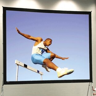 Coupon Fast Fold Portable Projection Screen By Da-Lite