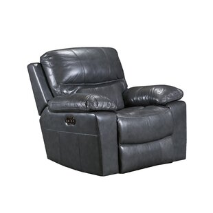 Palethorp Soft Touch Power Glider Recliner by Red Barrel Studio