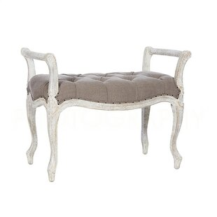 Aidan Gray Laurie Upholstered Bench