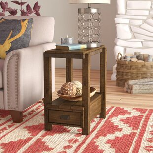 Ivette End Table by Loon Peak