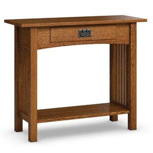 mission style sofa table wayfair rh wayfair com mission style furniture end tables mission style oak sofa table