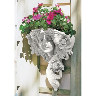 Le Printemps French Greenmen Wall Statue By Design Toscano