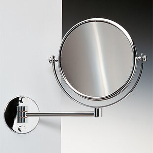 Reviews Wall Mounted Double Face Magnifying Mirror By Windisch by Nameeks