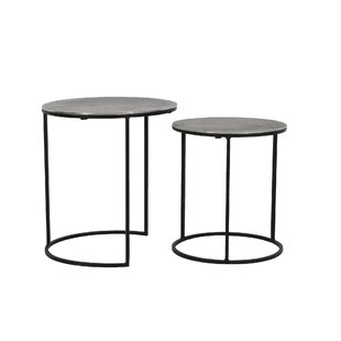 Loren 2 Piece Nest Of Tables By Ebern Designs