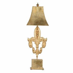 Gordonville Fleur De Lis 31 Table Lamp