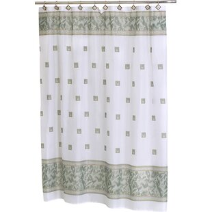 Isai Shower Curtain by Highland Dunes