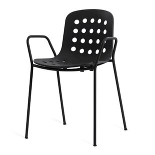 Oona Stacking Garden Chair By Mercury Row