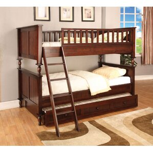 Milton Twin Futon Bunk Bed by Hokku De..