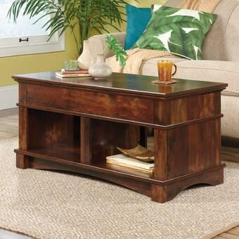 Sayre Lift Top Coffee Table Reviews Birch Lane
