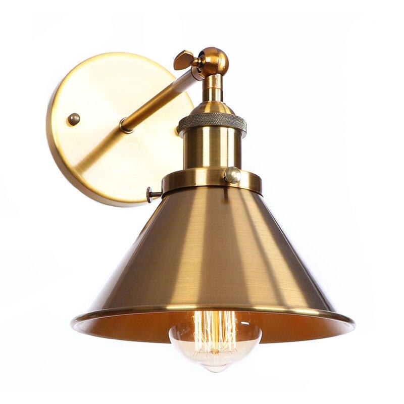 Everly Quinn Cranmer Swing Arm Lamp Reviews Wayfair Ca