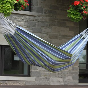 Joanna Brazilian Style Cotton Tree Hammock by Freeport Park