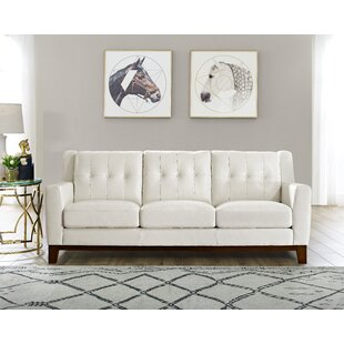 Oxford Leather Sofa