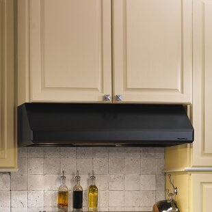 36 600 CFM Ducted Under Cabinet Range Hood by Vent-A-Hood