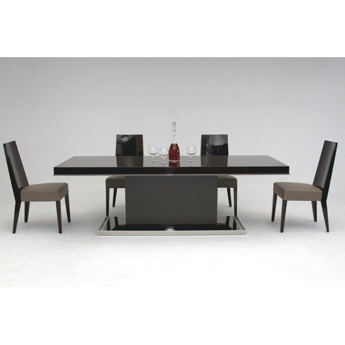 Camron Modern Pedestal Base Dining Table