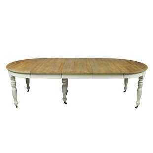 Howarth Extendable Solid Wood Dining Table