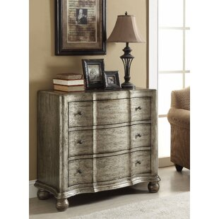 Inexpensive Hafley 3 Drawer Accent Chest ByAlcott Hill