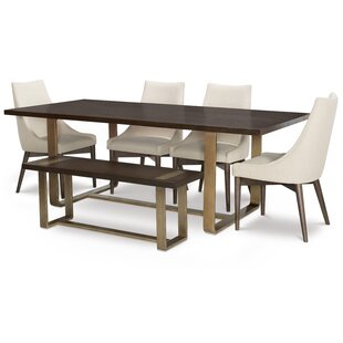 Austin 6 Piece Dining Set by Rachael Ray Home