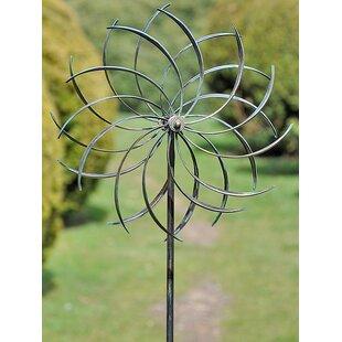 Imogen Pinwheel Wind Spinner Image
