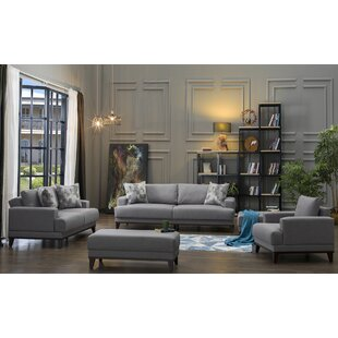 Versailles Sleeper Configurable Living Room Set by Decor+