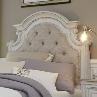 One Allium Way Treport Panel Headboard