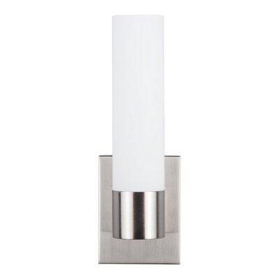 Orren Ellis Sternberg 1-Light LED Bath Sconce