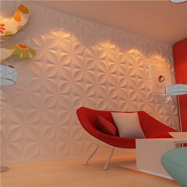 brayden studio beneccio 19 7 l x 19 7 w 3d embossed 24 piece wallpaper panel wayfair wayfair
