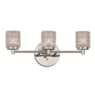 Greyleigh Gholson 3-Light Vanity Light