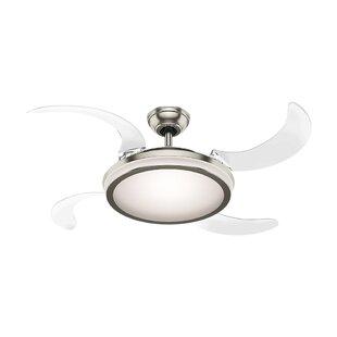 Purchase 48 Fanaway 4 Blade Ceiling Fan with Handheld Remote ByHunter Fan
