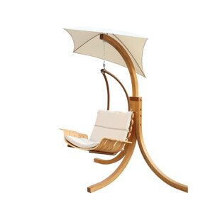Leisure Season Swing Chair with Stand
