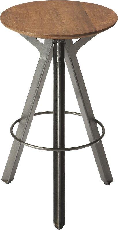Williston forge 70 cm barhocker kalene for Barhocker 70 cm hoch