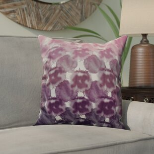 Viet Geometric Print Throw Pillow