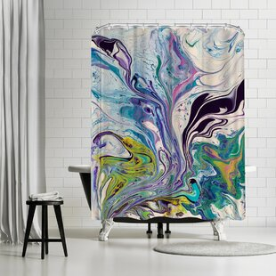 Destiny Womack Soul Searching III Single Shower Curtain