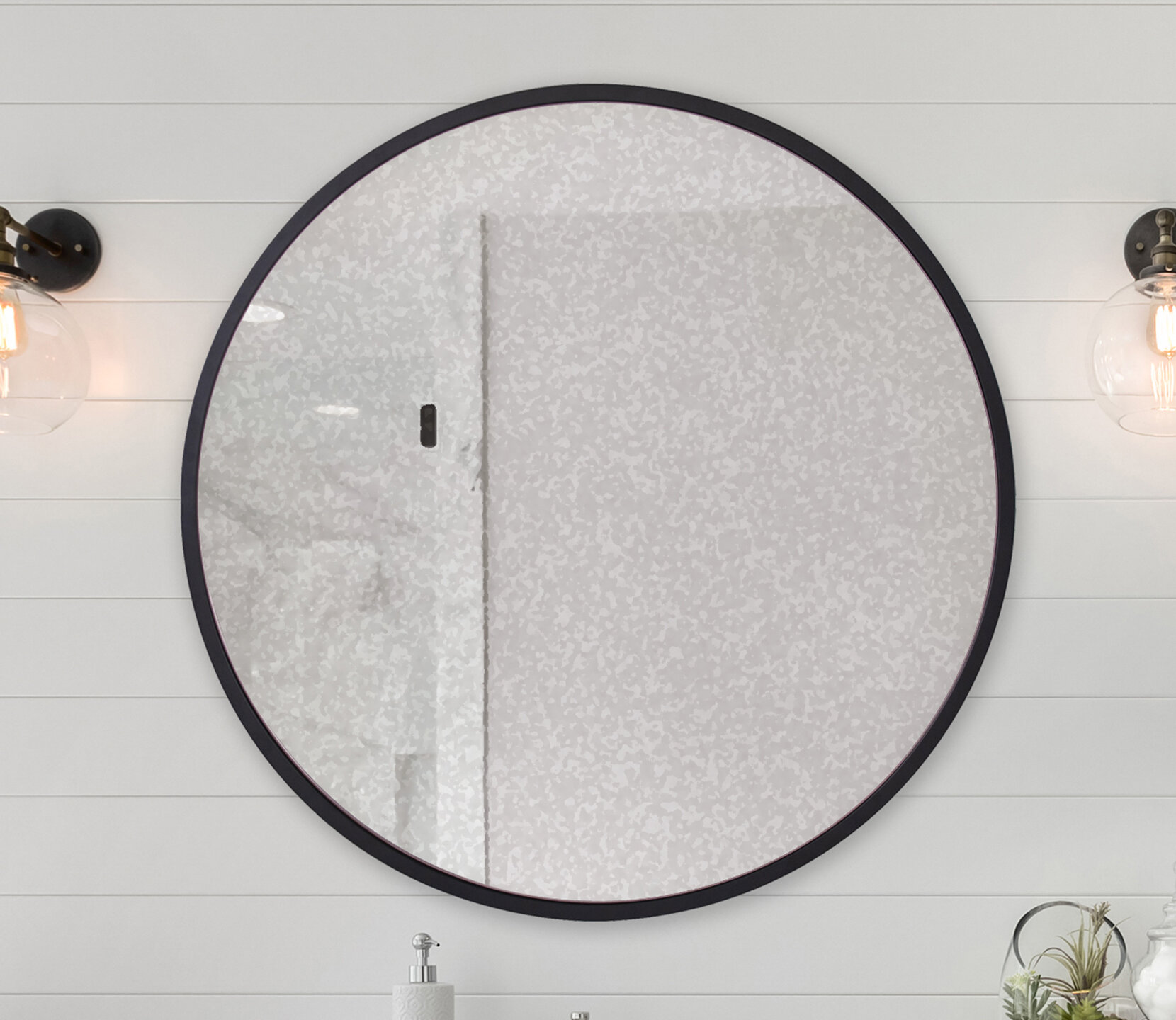Latitude Run Apison Modern Accent Mirror Wayfair